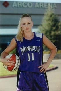 Andrea Nagy basketball player