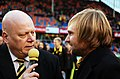 Andreas Andersson during an interview, 2012.jpg