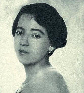 Anita Malfatti - Image: Anita Malfatti jovem (1912)