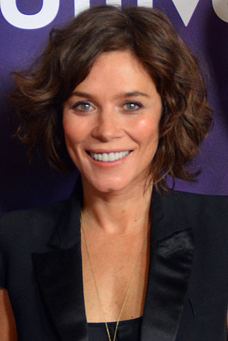 Land of the Lost (film) - Anna Friel in a publicity photo.
