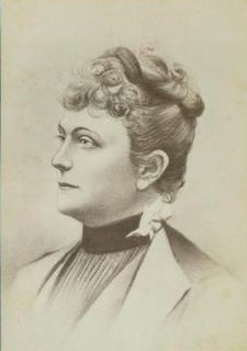 Anna Morton Second Lady of the United States
