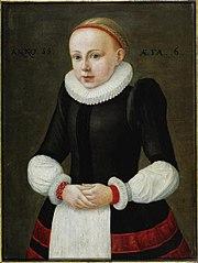 Portrait of Susanna Völker