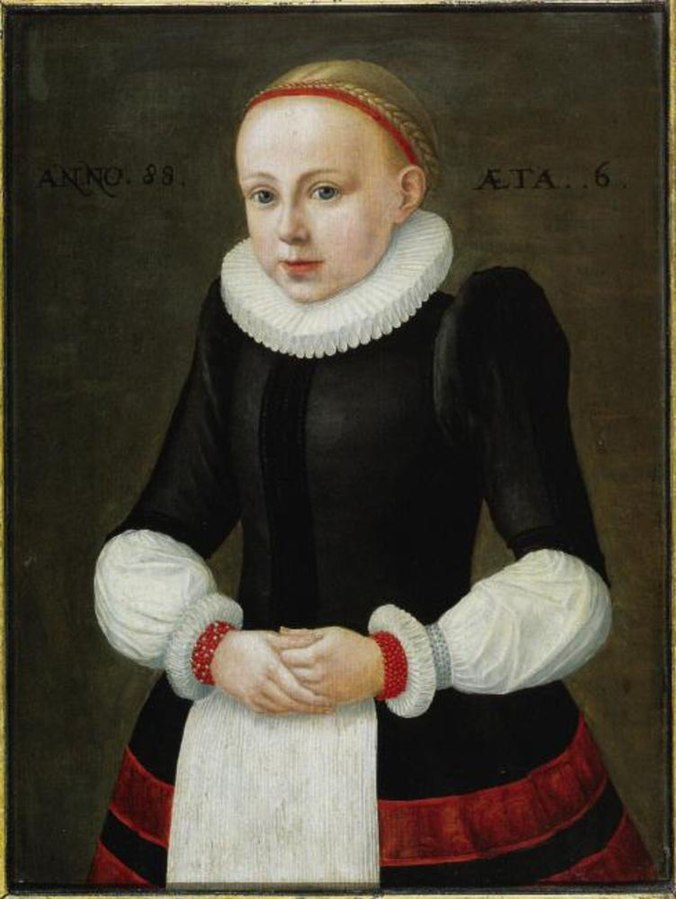 Portrait of Susanna Völker