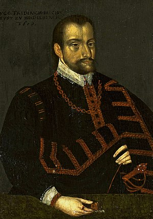Anonymous Portrait of Frederick IV the Righteous