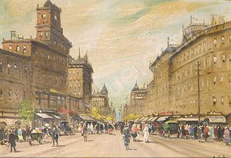 Main Street - Image: Antal Berkes Foutca