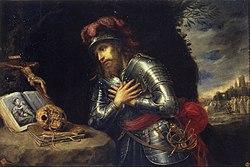 Antonio de Pereda - San Guillermo de Aquitania - Google Art Project.jpg
