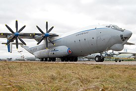 Antonov An-22A Antei, Aeroflot (Russia - Air Force) AN1449437.jpg