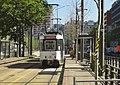 Antwerpen - Antwerpse tram, 23 juli 2019 (035, Frankrijklei, station Stadspark).JPG
