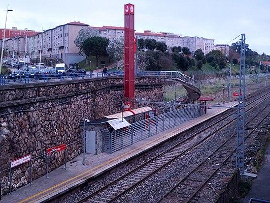Estación de Valdecilla