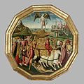 Apollonio di Giovanni, The Triumph of Love. 1460s, Victoria & Albert Museum..jpg