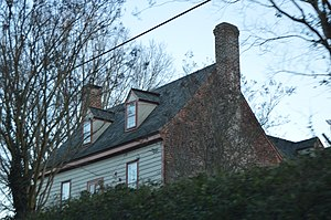 National Register of Historic Places listings in Accomack County, Virginia