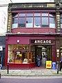 Arcade, Market Street - geograph.org.uk - 1561118.jpg