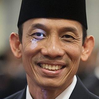 Arcandra Tahar Indonesian politician