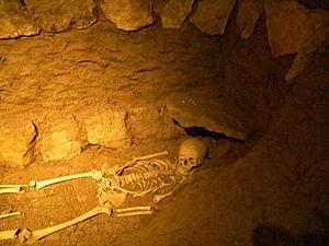 Arcenant - Merovingian Tomb