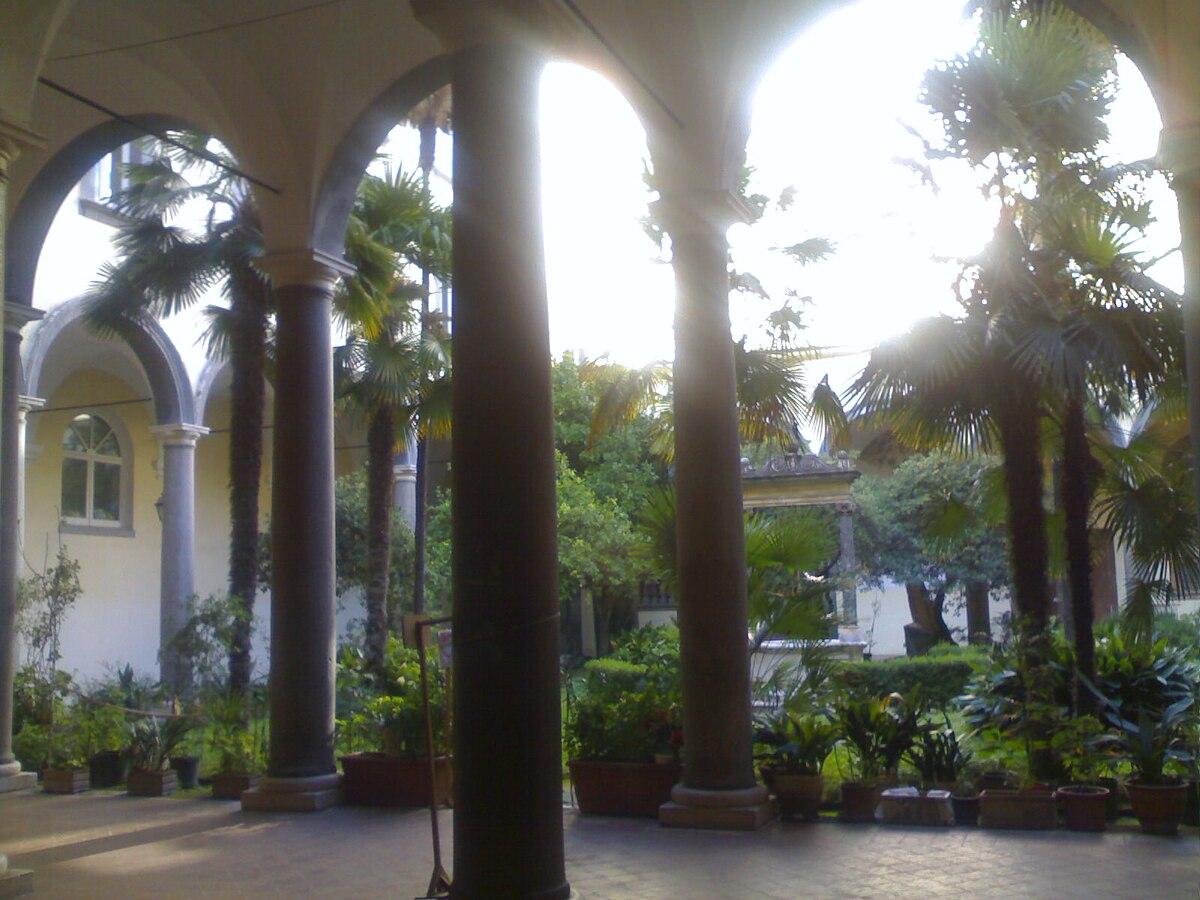 Chiostri di San Paolo Maggiore - Wikipedia bb4041681b6e