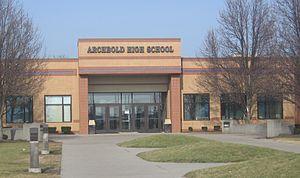 Archbold, Ohio - Archbold High School