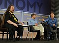 Are we optimizing the future? The Techonomy 2015 discussion with Jaron Lanier and Sir Colin Blakemore.jpg