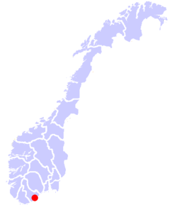 Arendal location.png
