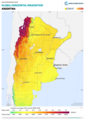 Argentina GHI Solar-resource-map GlobalSolarAtlas World-Bank-Esmap-Solargis.png