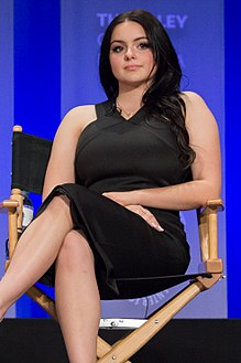 Ariel Winter at 2015 PaleyFest.jpg
