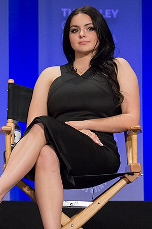 Ariel Winter - Winter at the 2015 PaleyFest