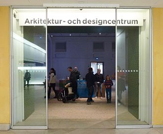 Swedish Centre for Architecture and Design - Arkitektur- och designcentrum (ArkDes)