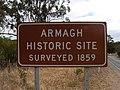 Armagh - Sign.JPG