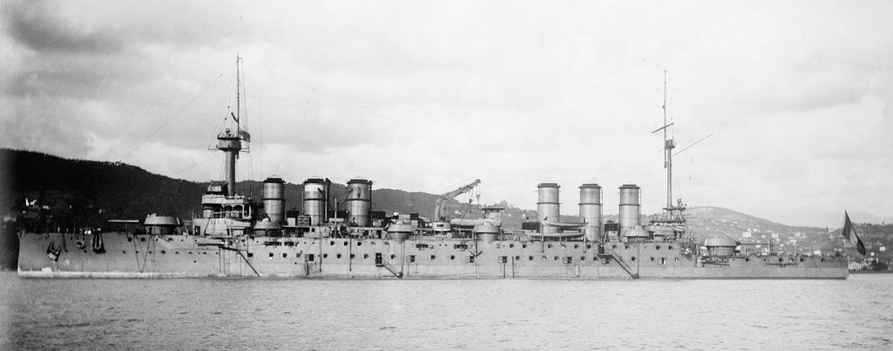 Image illustrative de l'article Ernest Renan (croiseur cuirassé)