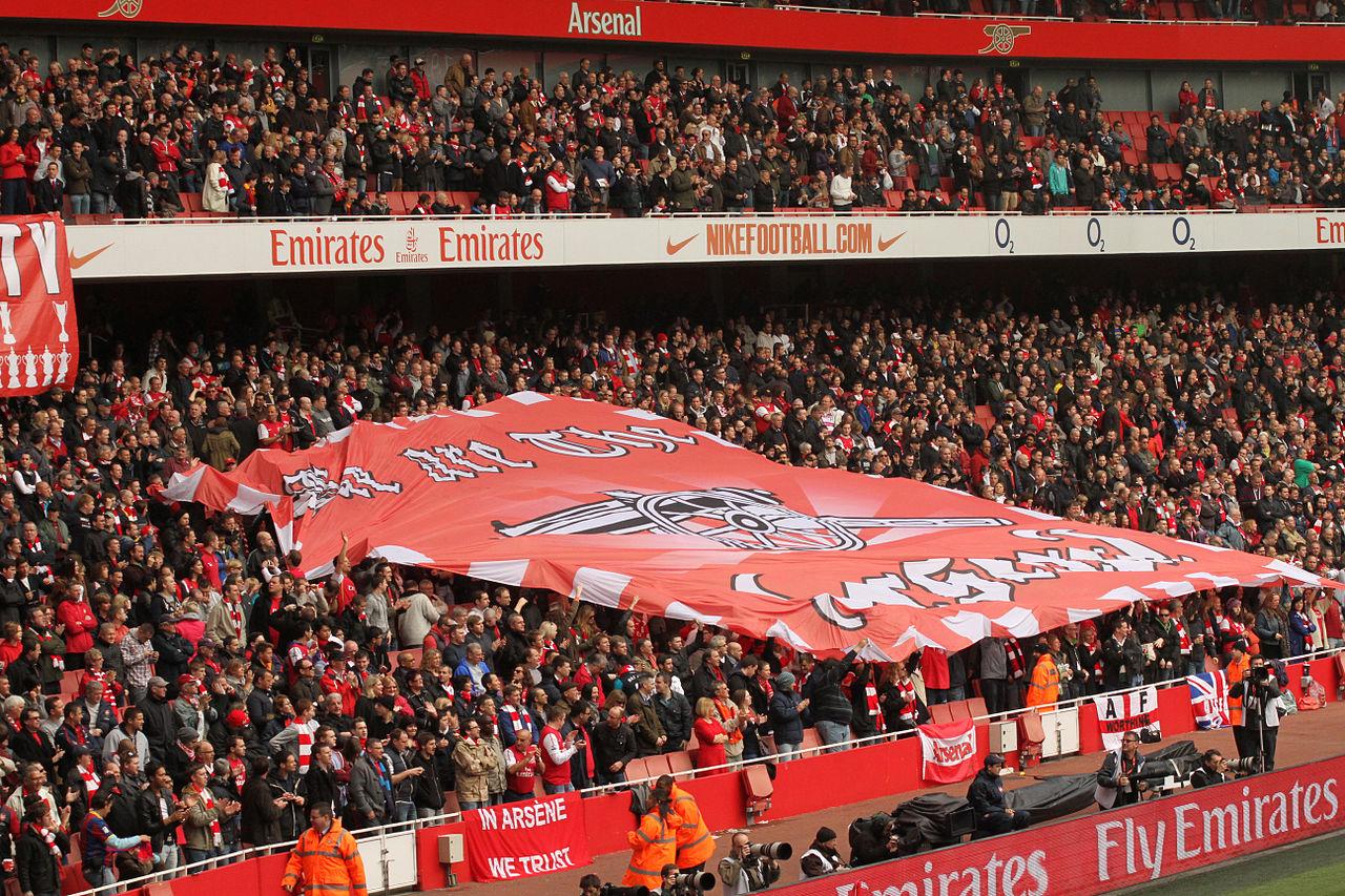 Arsenal Wikipedia: File:Arsenal Flag (7100433493).jpg