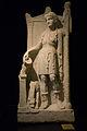 Artemis Hekate, 3rd century B. C., Apollonia. - Limestone, 91.5 cm. Archaeological Museum of Tirana.jpg