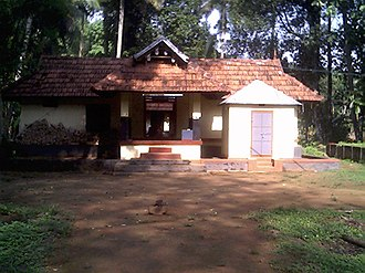 Arumanoor - Tapuzha sreekrishna swami temple and Cheruvallikavu Bhagavathi Temple