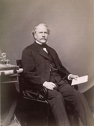Arunah Shepherdson Abell - 1871 photograph