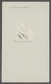 Ascaris vituli - - Print - Iconographia Zoologica - Special Collections University of Amsterdam - UBAINV0274 104 03 0019.tif