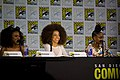 Asha Bromfield, Hayley Law & Ashleigh Murray (36571287425).jpg