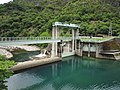 Ashio hydroelectric power station Watarase Weir.jpg