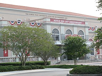 Florida State University College of Fine Arts - FSU Center for the Performing Arts in Sarasota, Florida