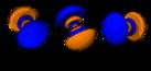 Orbitales 6p^1 à 6p^6