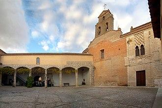 Joanna of Castile - Real Monasterio de Santa Clara de Tordesillas