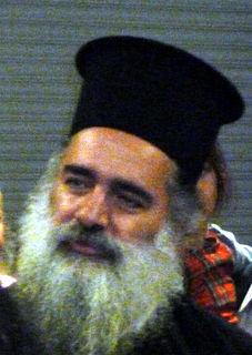 Theodosios (Hanna) Israeli archbishop