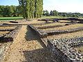 Aubigné-Racan - Site archéologique de Cherré - Le théatre (3).JPG