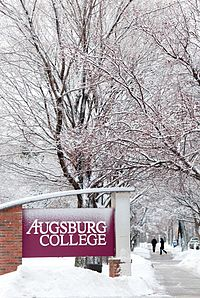 Augsburg College Sign.jpg