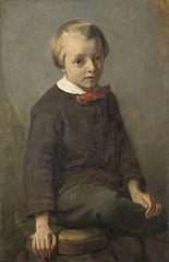 Portrait of a Boy