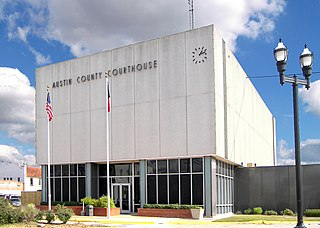 Austin County, Texas County in the United States