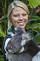 Australia Zoo Koala from Ballarat-1 (9092019746).jpg