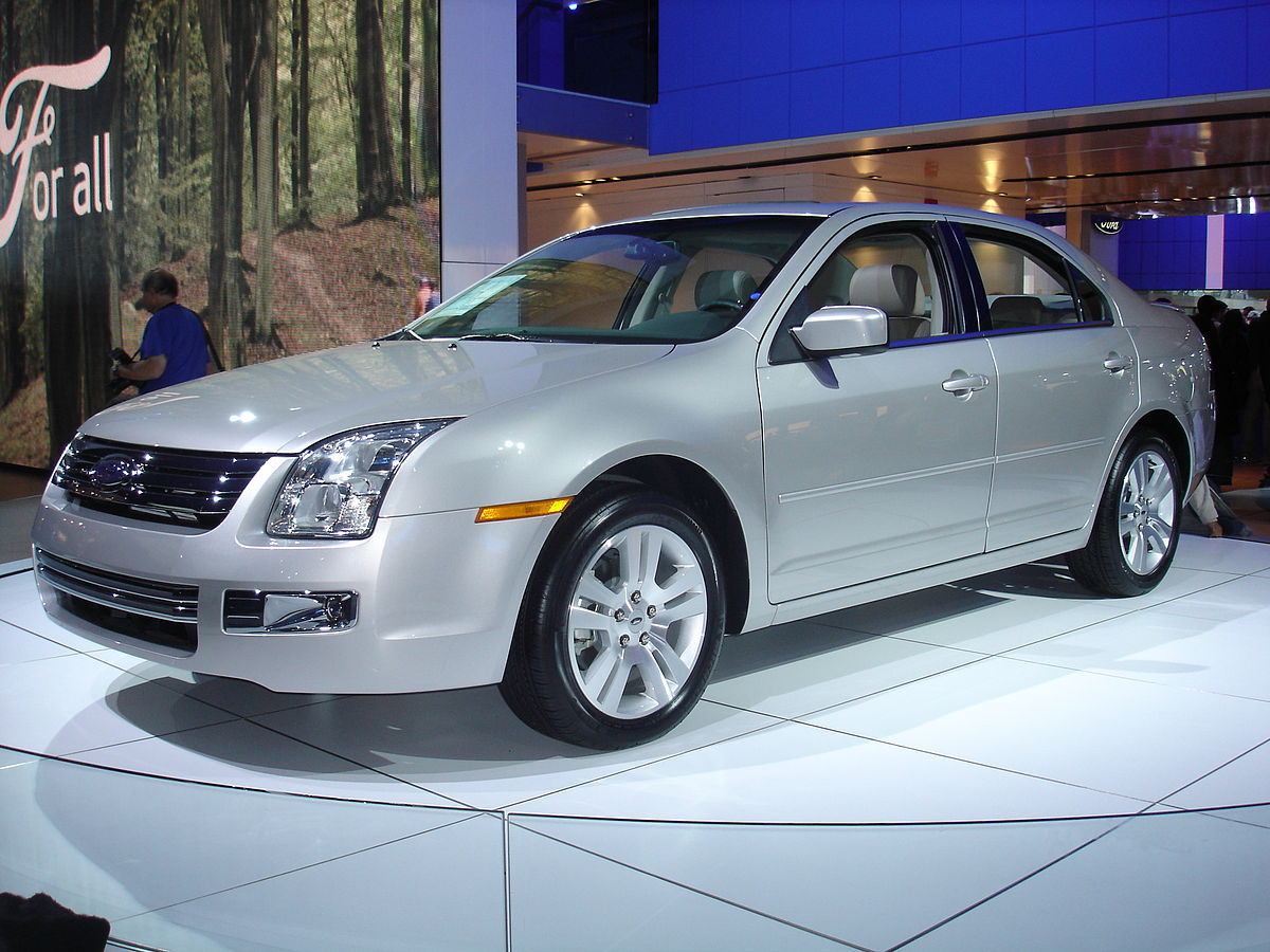 Honda Of Lincoln >> Ford Fusion (América) - Wikipedia, la enciclopedia libre