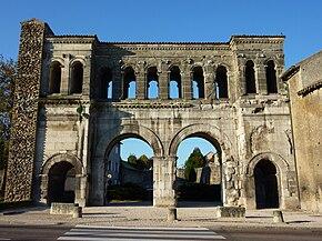 Enceinte Urbaine En Gaule Romaine Wikip 233 Dia