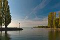 Auvernier Baie d'Auvernier (stations lacustres préhistoriques)20110831 1786 HDR.jpg