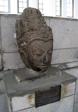 Aceh - Head of Avalokiteshvara from Aceh.