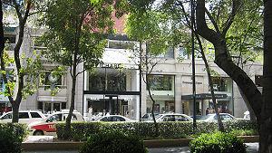 Avenida Presidente Masaryk - Image: Avenida Masaryk