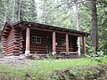 Avery Cabin on the Idaho Panhandle National Forest (26921554798).jpg